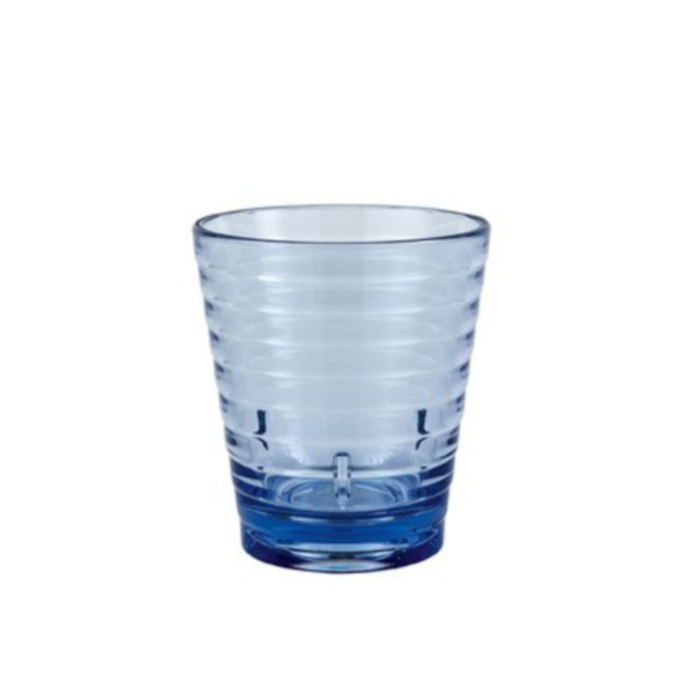 Blue Plastic Tumbler (275ml)