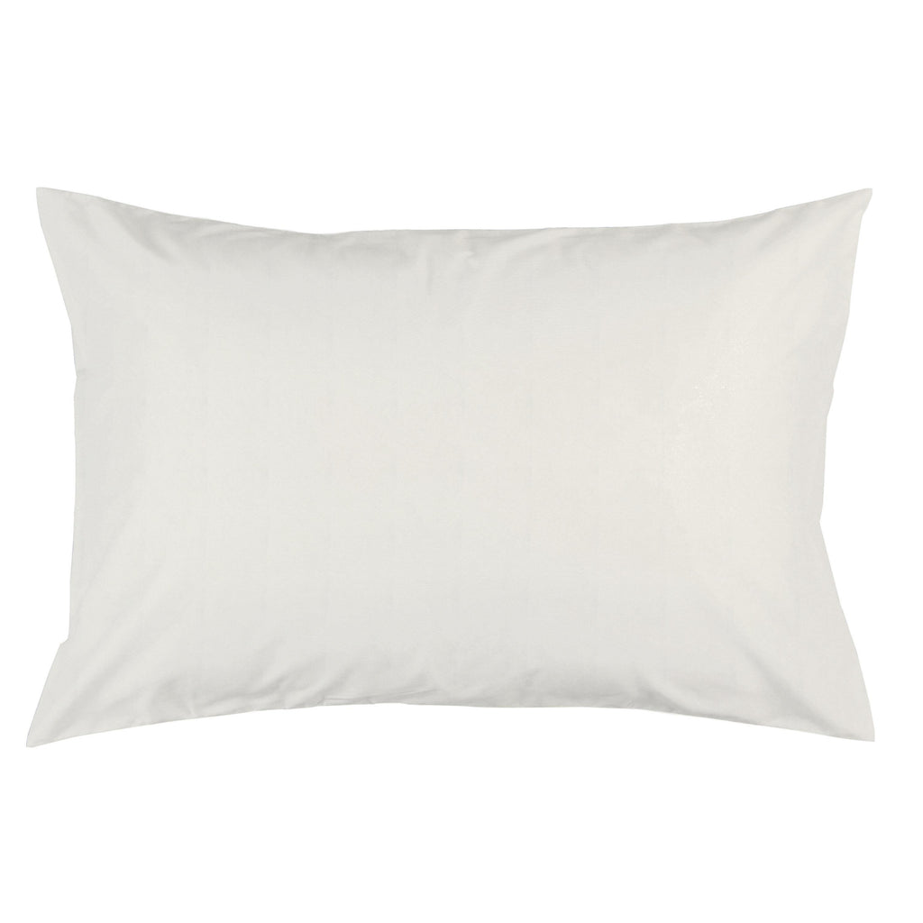 Product image for Solid Ivory Pillow Case