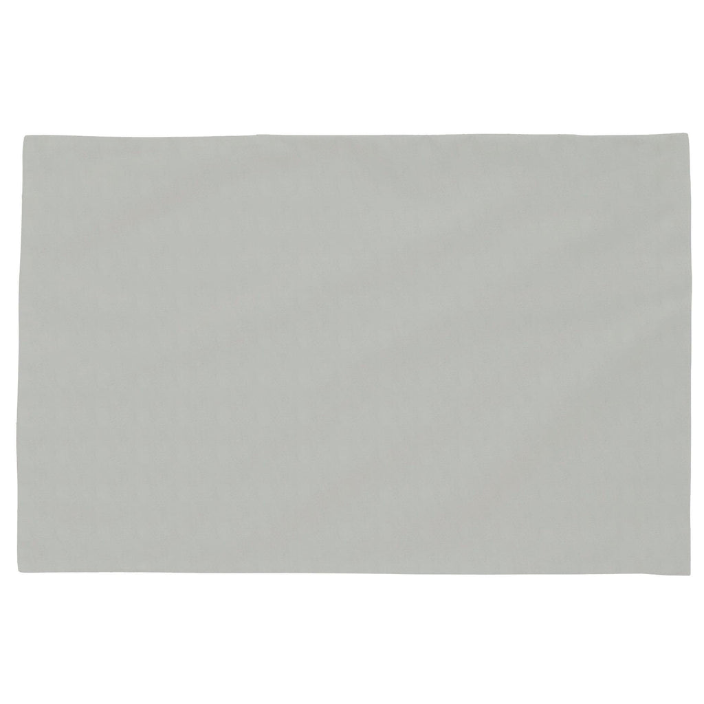 Product image for Silver Gray Minky Toddler Pillow Case