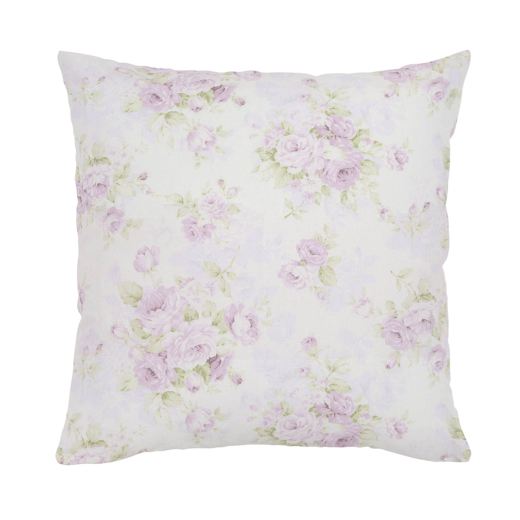 Product image for Lavender Floral Throw Pillow