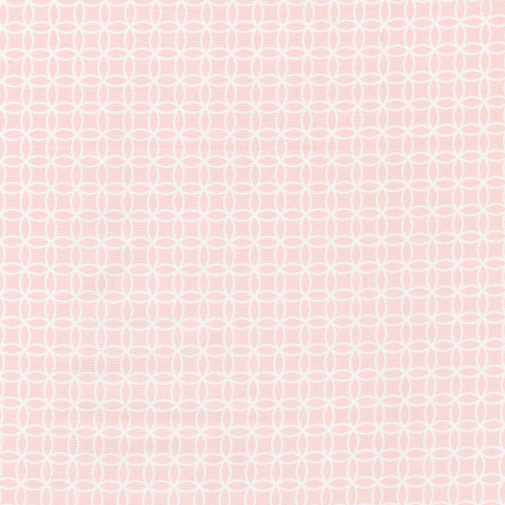 Product image for Pink Circles Cradle Sheet