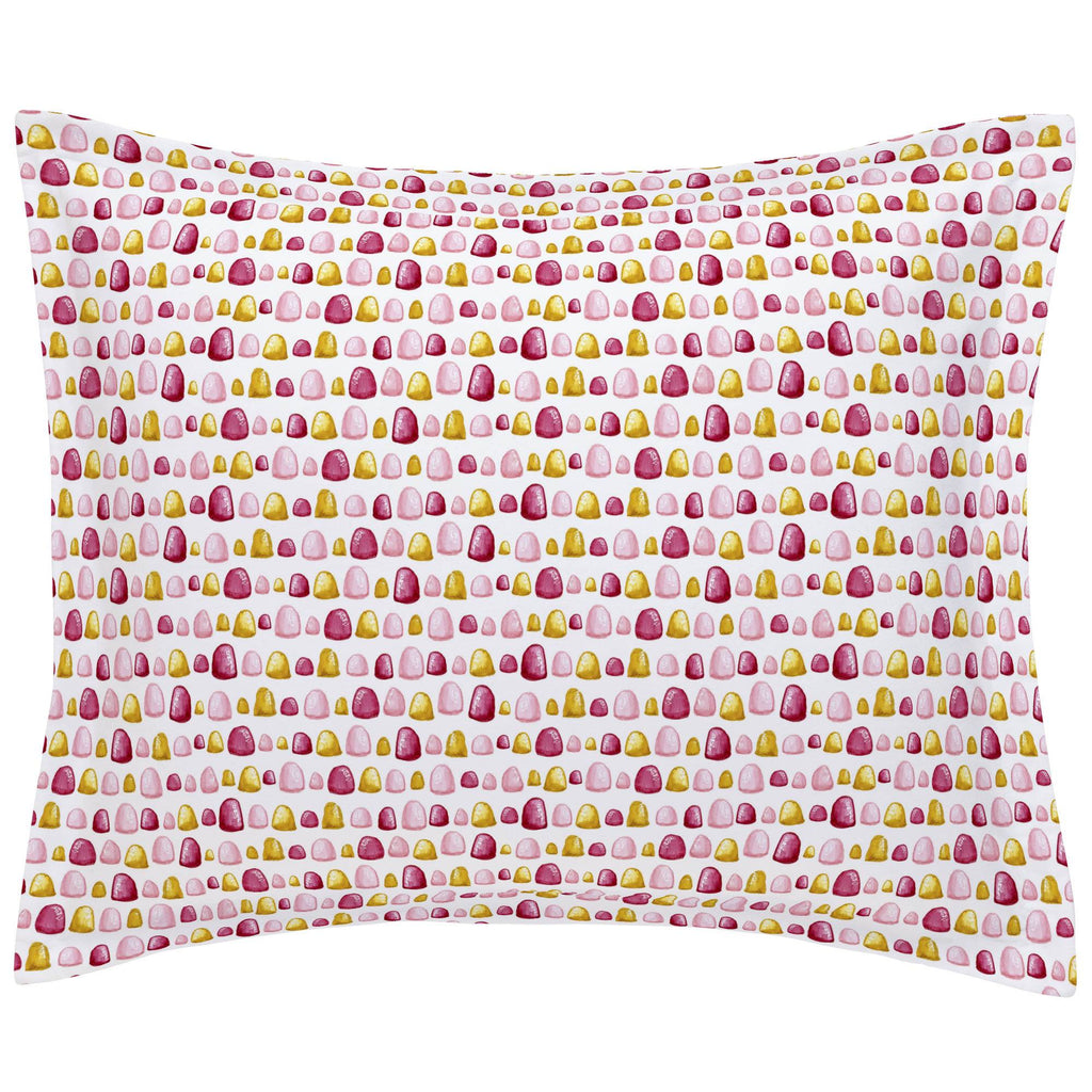 Product image for Painted Gumdrops Pillow Sham
