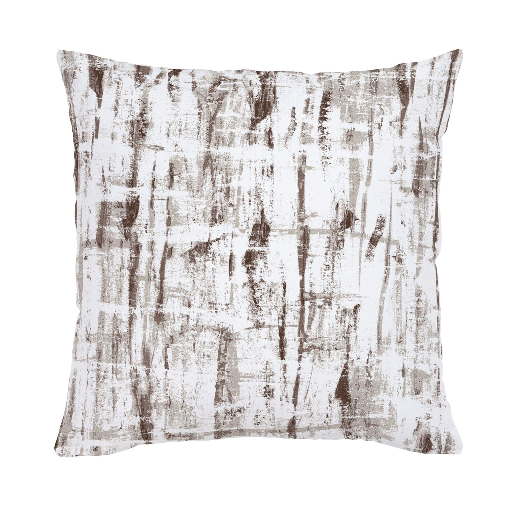 Product image for Mocha Birch Throw Pillow