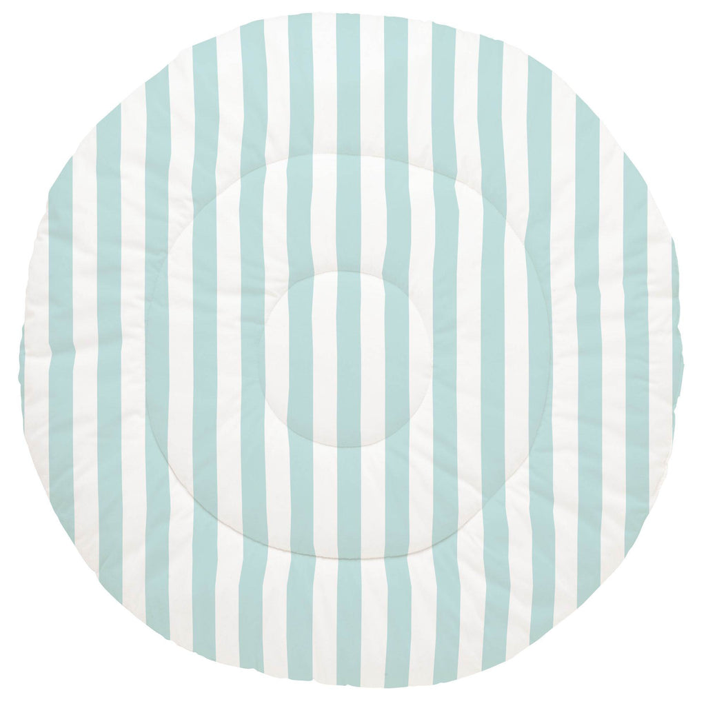 Product image for Mist Canopy Stripe Baby Play Mat