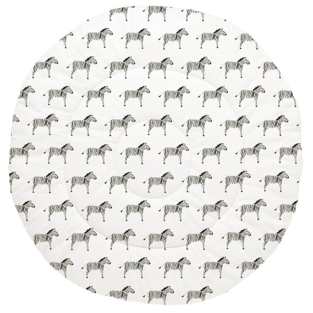 Product image for Painted Zebra Baby Play Mat