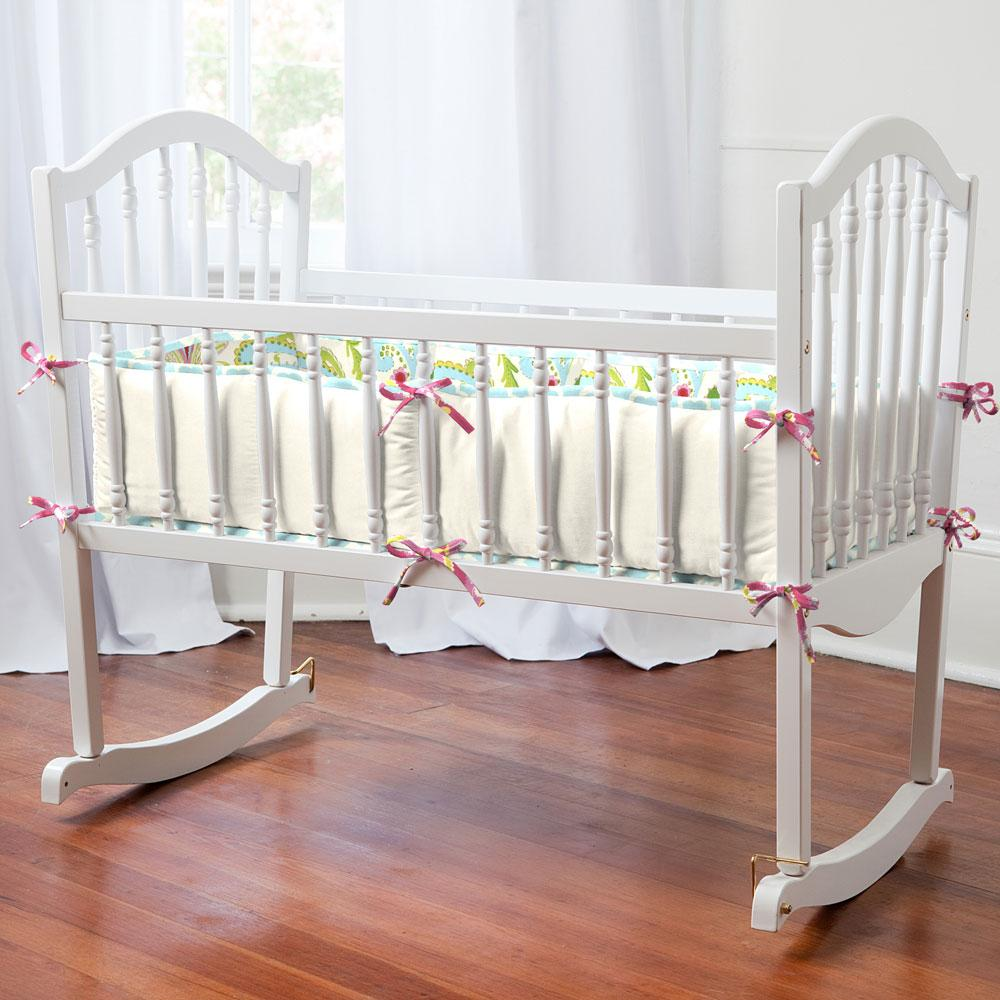 Product image for Kumari Garden Teja Cradle Bumper