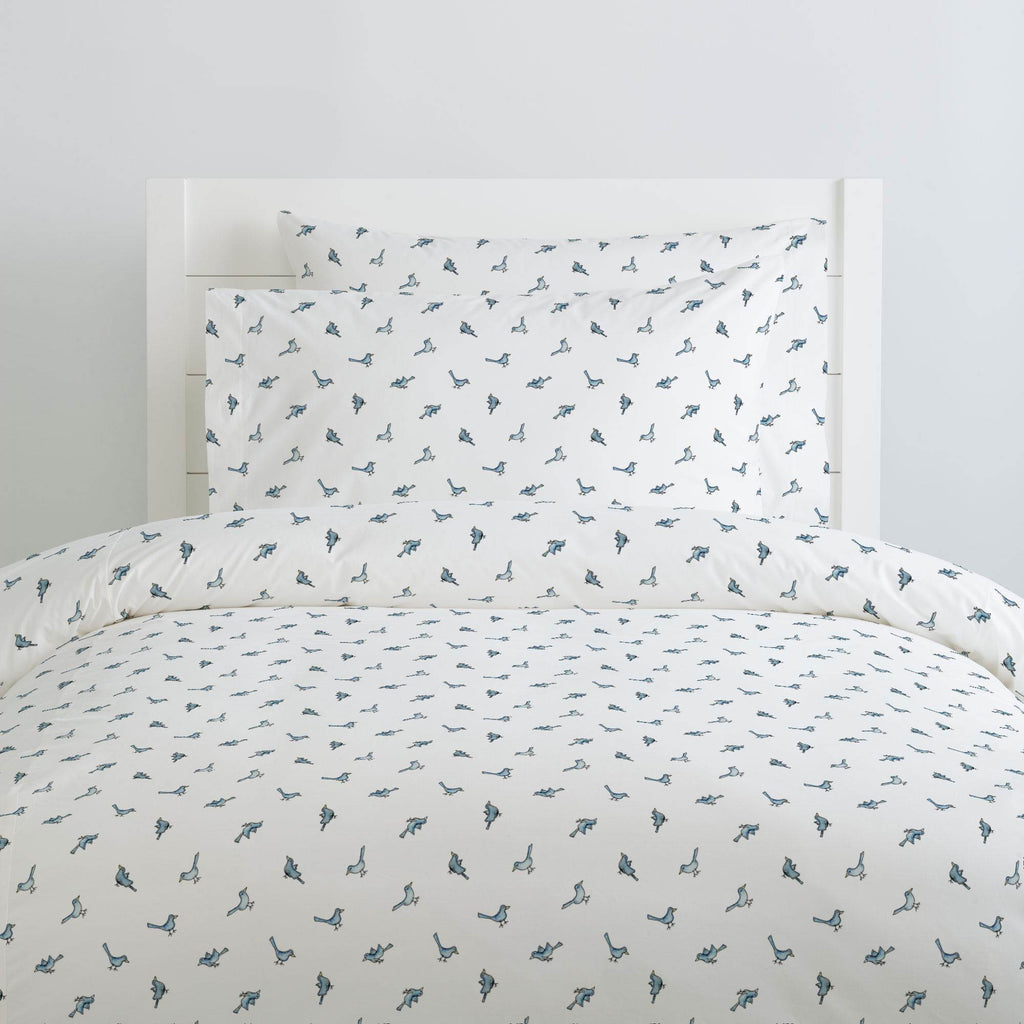 Product image for Blue Birds Duvet Cover