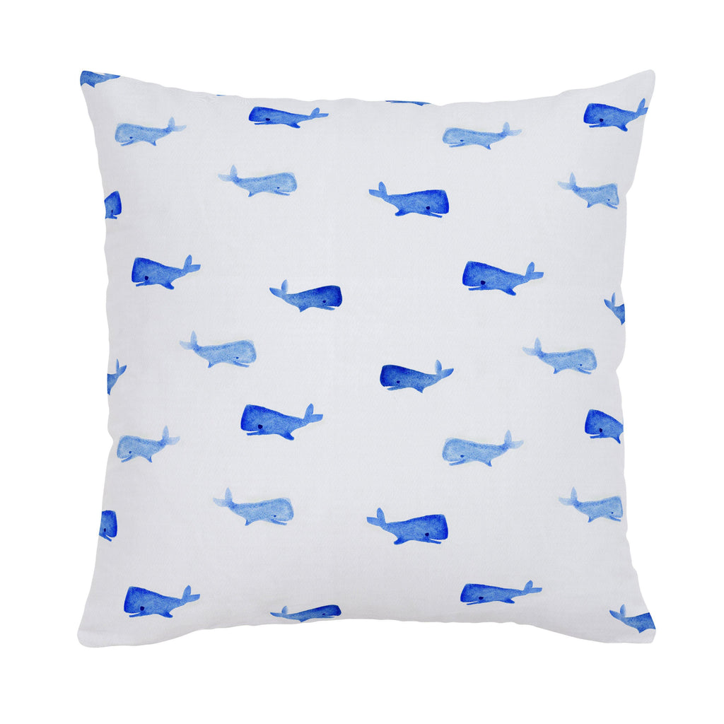 Product image for Whale of a Tale Throw Pillow