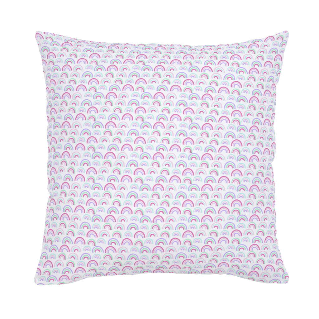 Product image for Little Rainbows Throw Pillow
