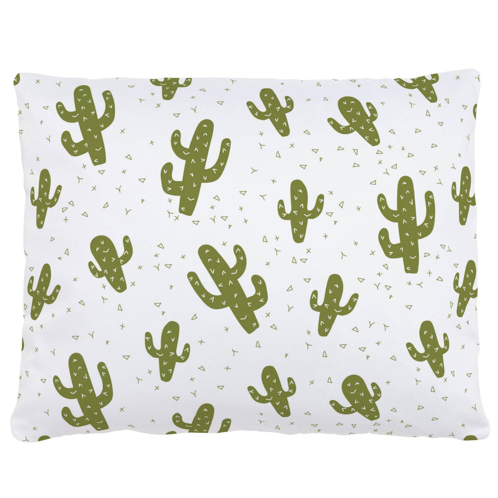Product image for Sage Cactus Accent Pillow