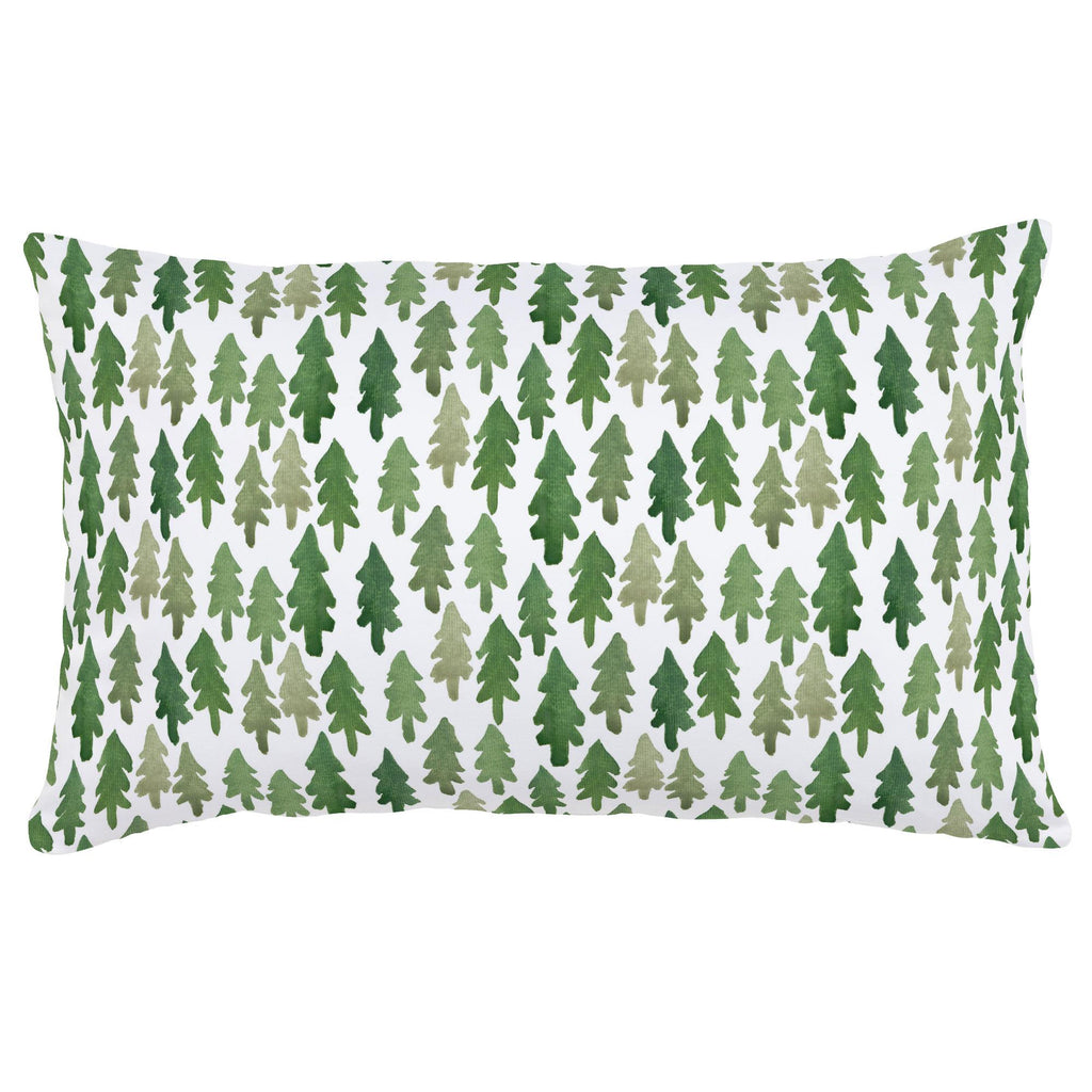 Product image for Evergreen Forest Lumbar Pillow