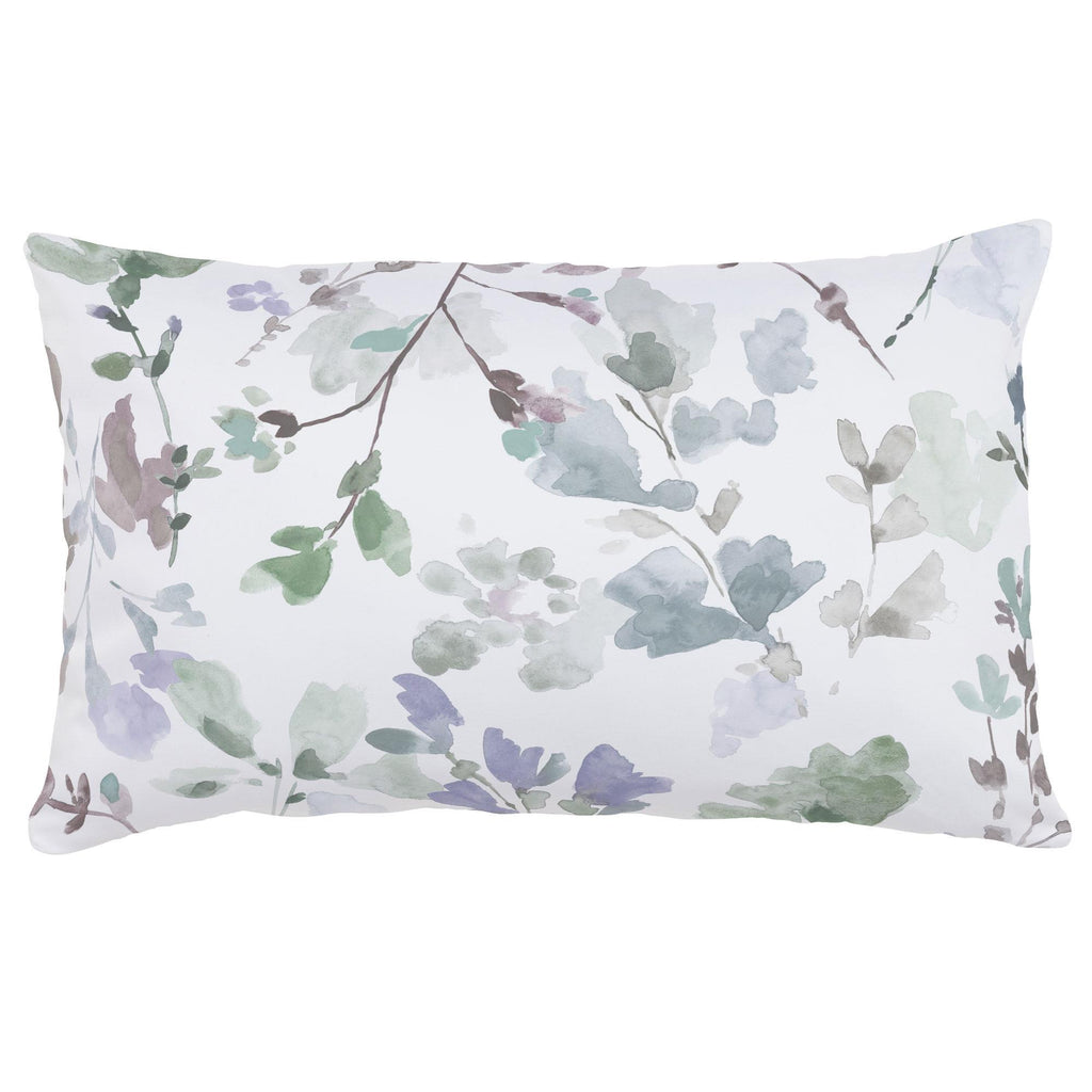 Product image for Soft Wildflower Lumbar Pillow