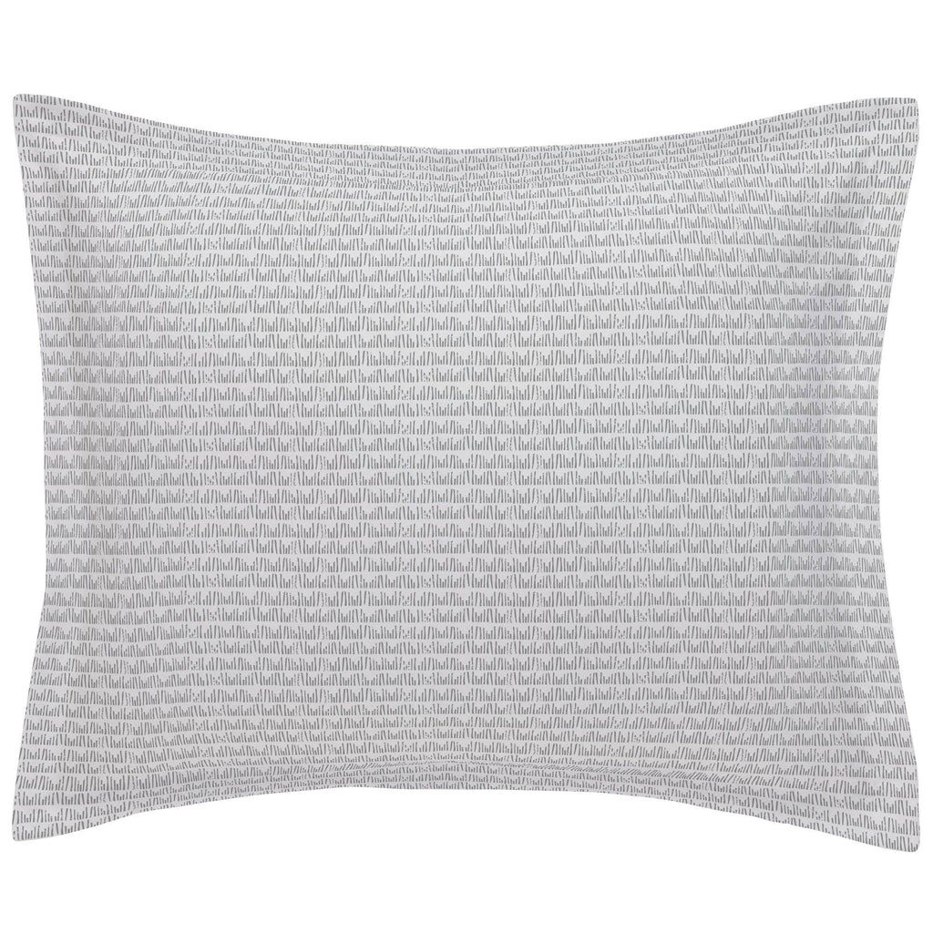 Product image for Gray Woodland Meadow Pillow Sham