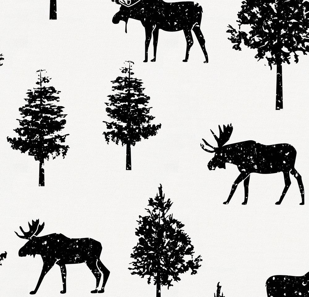 Product image for Onyx Moose Fabric