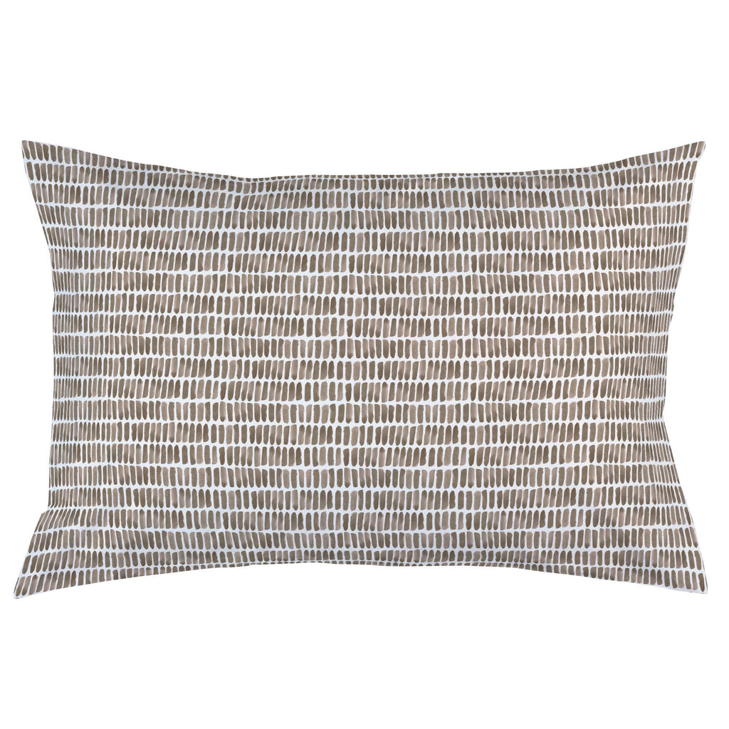 Product image for Mocha Forest Sticks Pillow Case