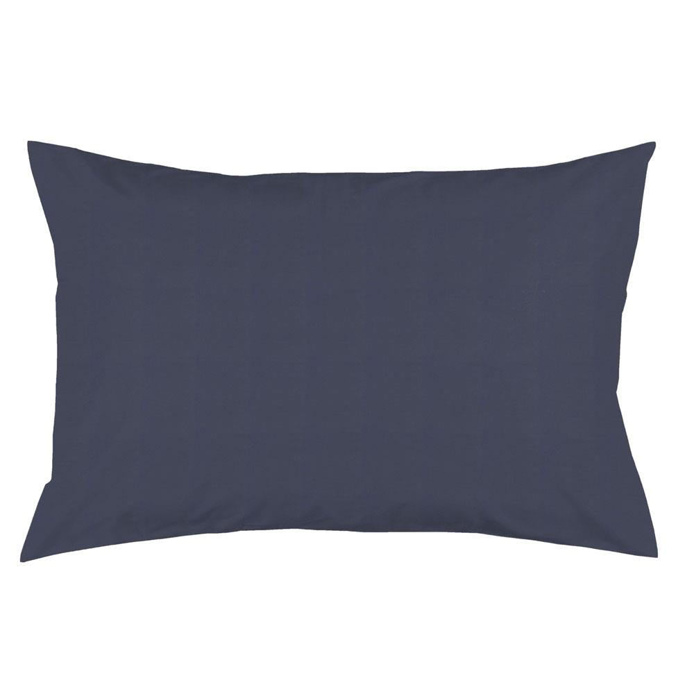 Product image for Solid Navy Pillow Case