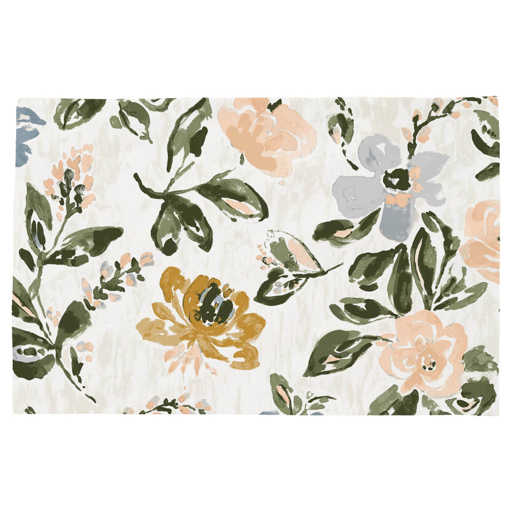 Product image for Blush Garden Toddler Pillow Case