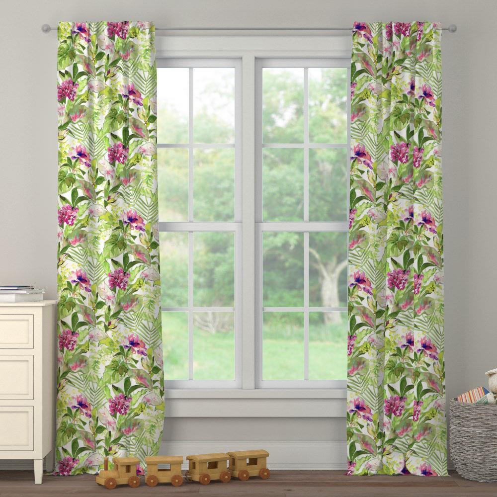 Product image for Tropical Garden Drape Panel
