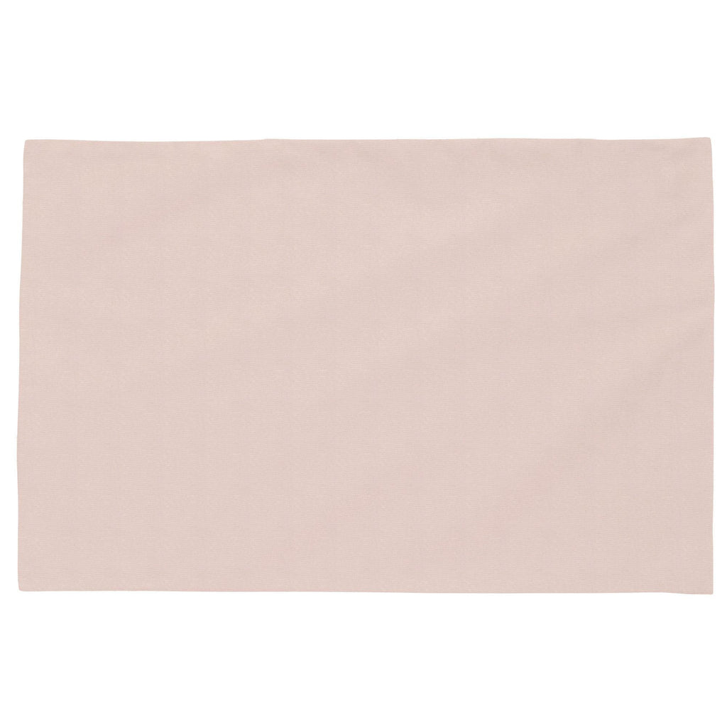 Product image for Solid Pale Pink Toddler Pillow Case