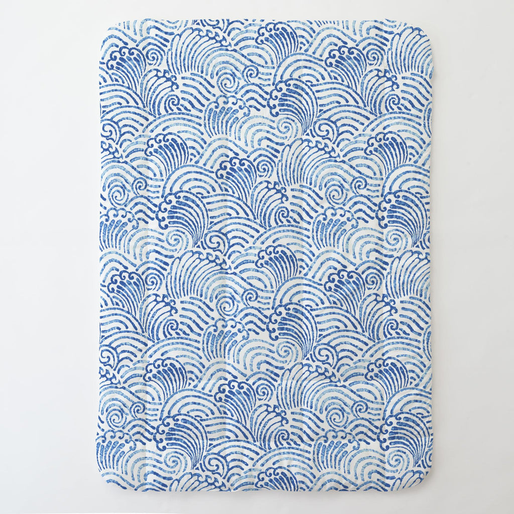 Product image for Blue Seas Toddler Comforter