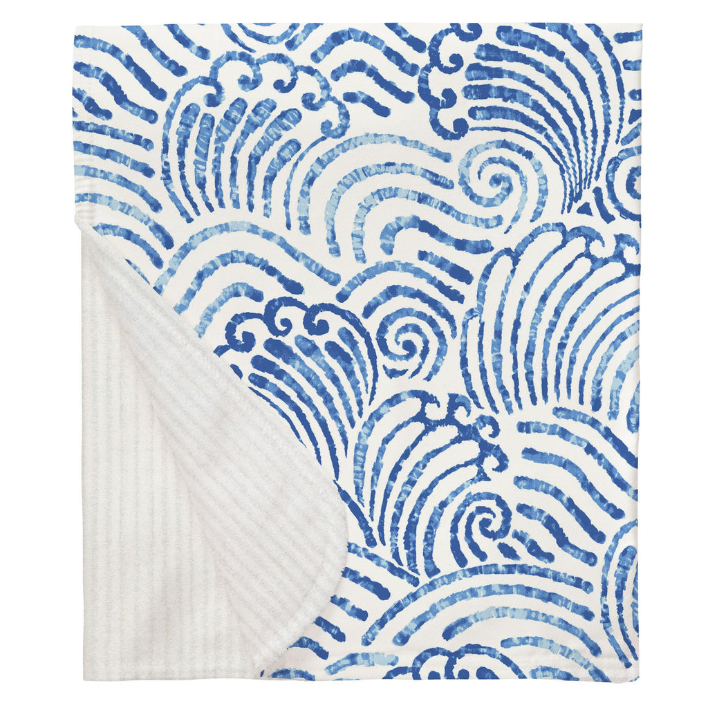 Product image for Blue Seas Baby Blanket