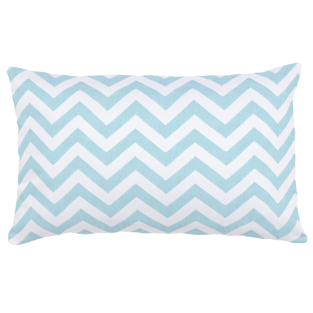 Product image for Mist Zig Zag Lumbar Pillow