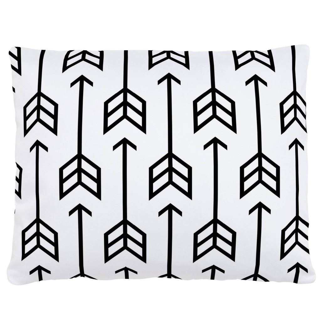 Product image for Black Arrow Accent Pillow
