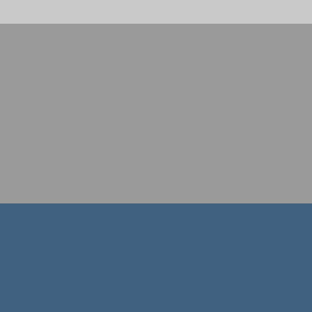 Product image for Gray and Denim Blue Wide Stripe Fabric