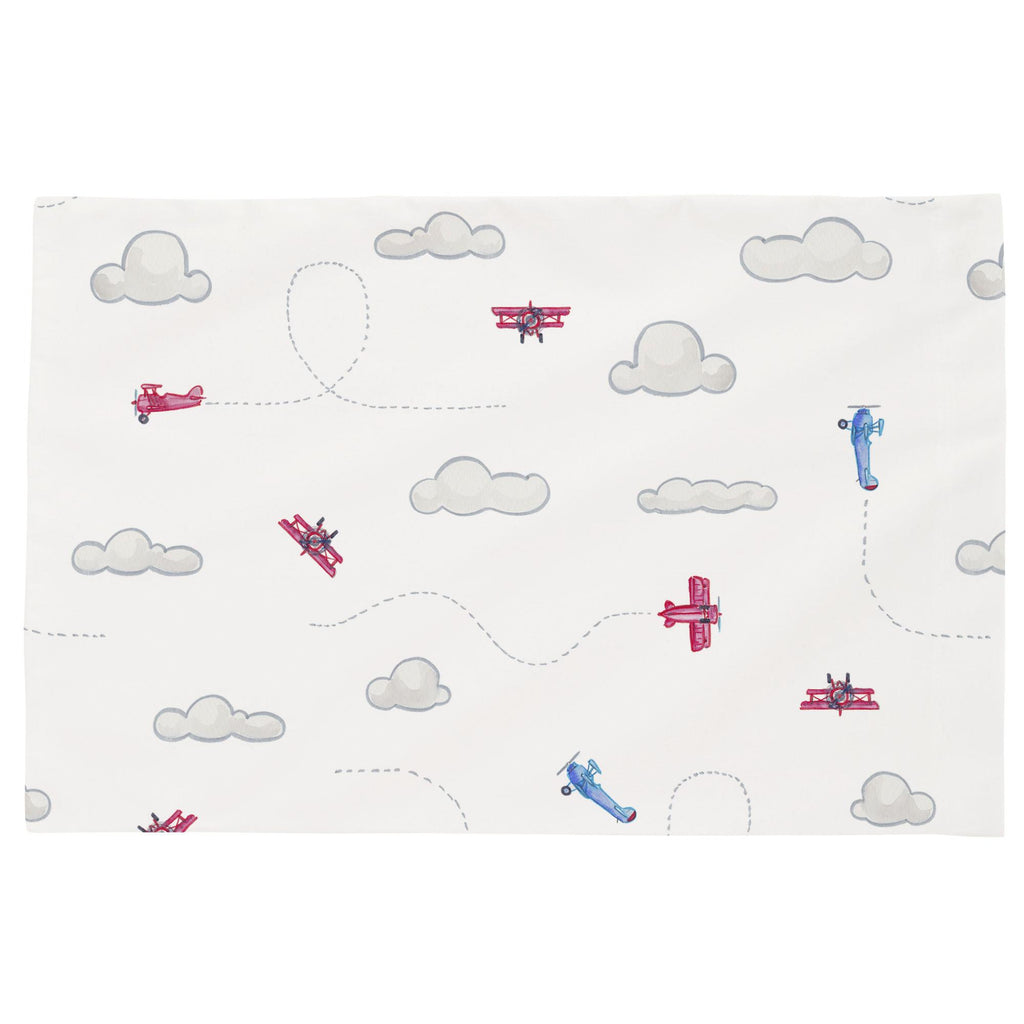 Product image for Take Flight Toddler Pillow Case