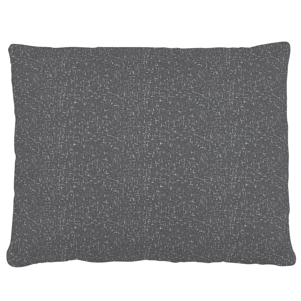 Product image for Dark Gray Heather Accent Pillow