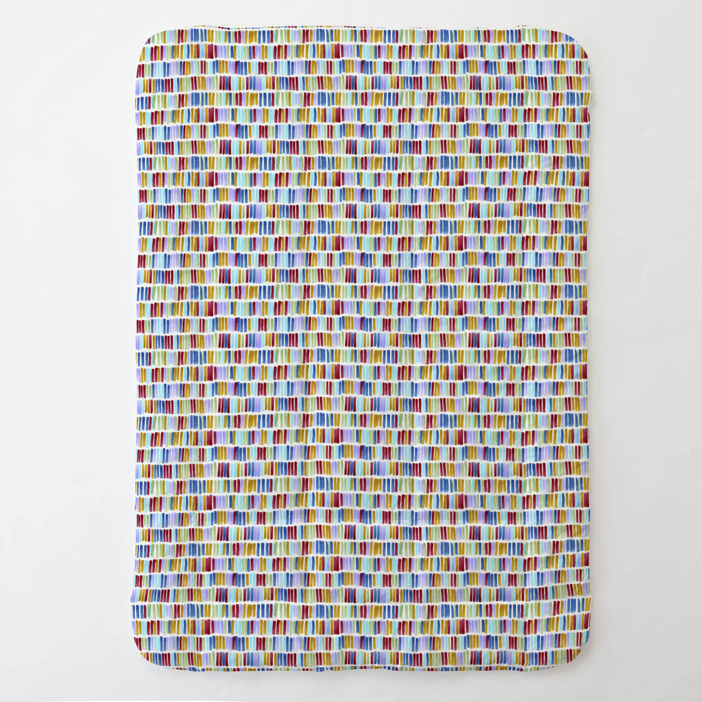 Product image for Colorful Bars Toddler Comforter
