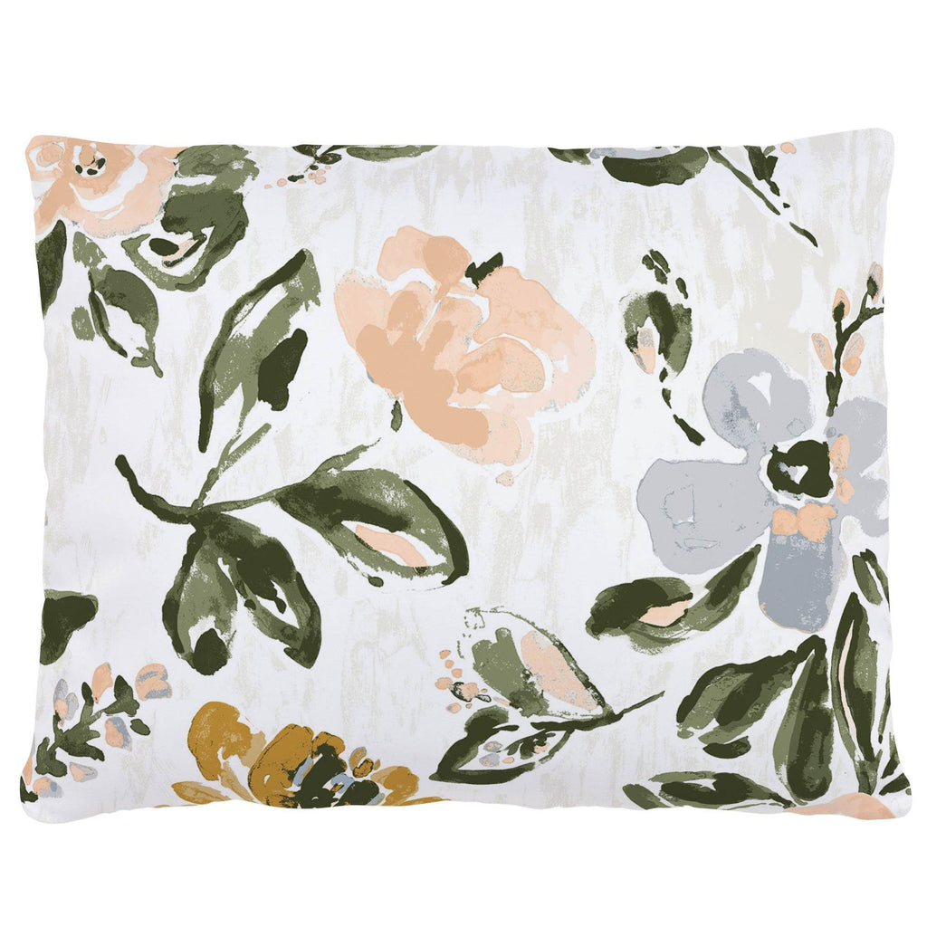 Product image for Blush Garden Accent Pillow