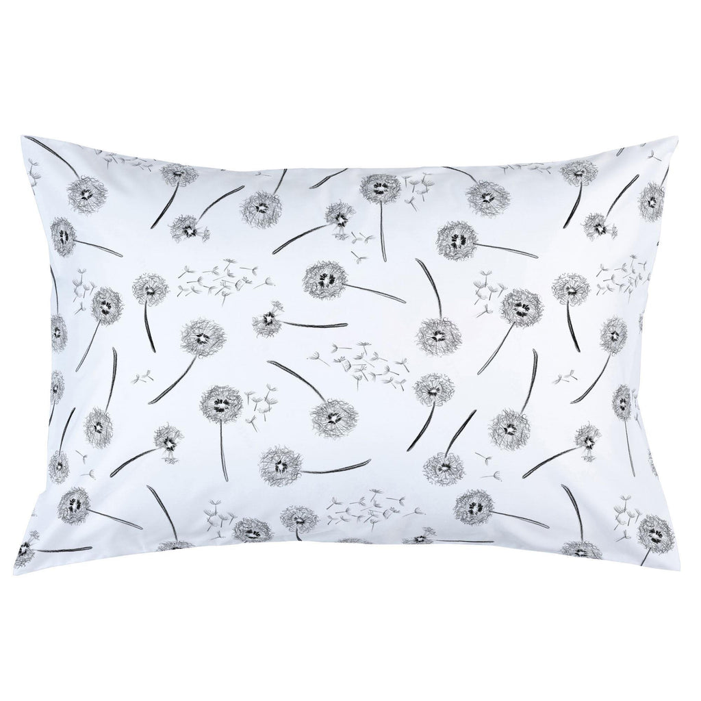 Product image for Hand Drawn Dandelion Pillow Case