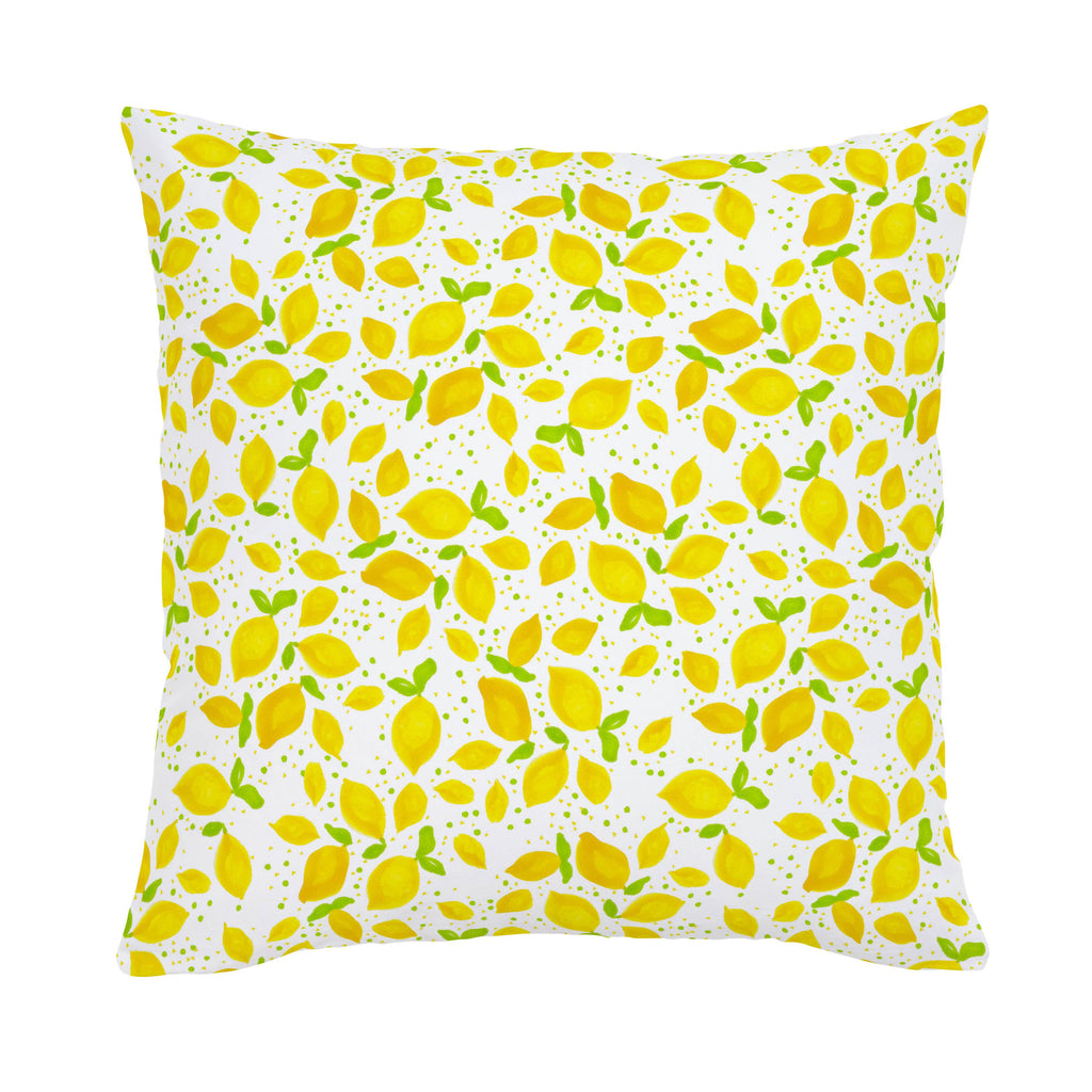 Product image for Little Lemons Throw Pillow