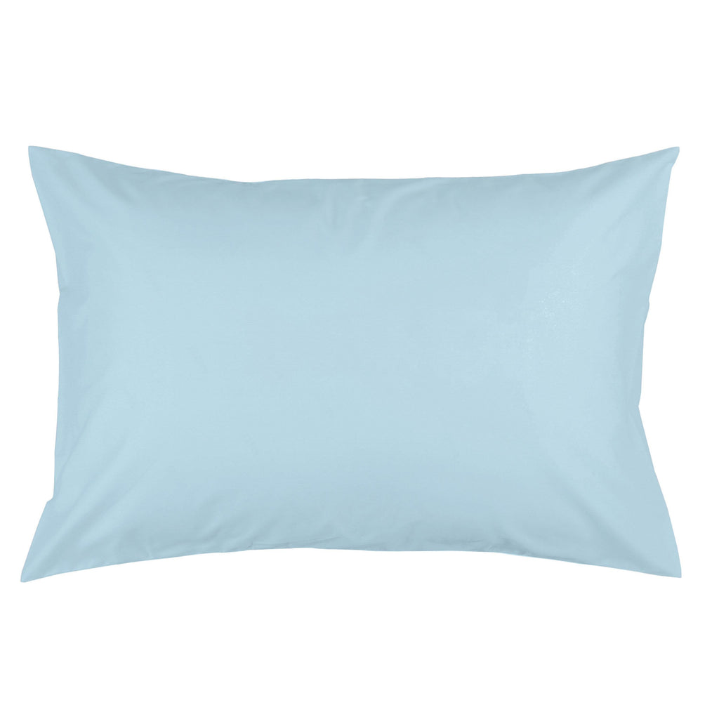 Product image for Solid Lake Blue Pillow Case