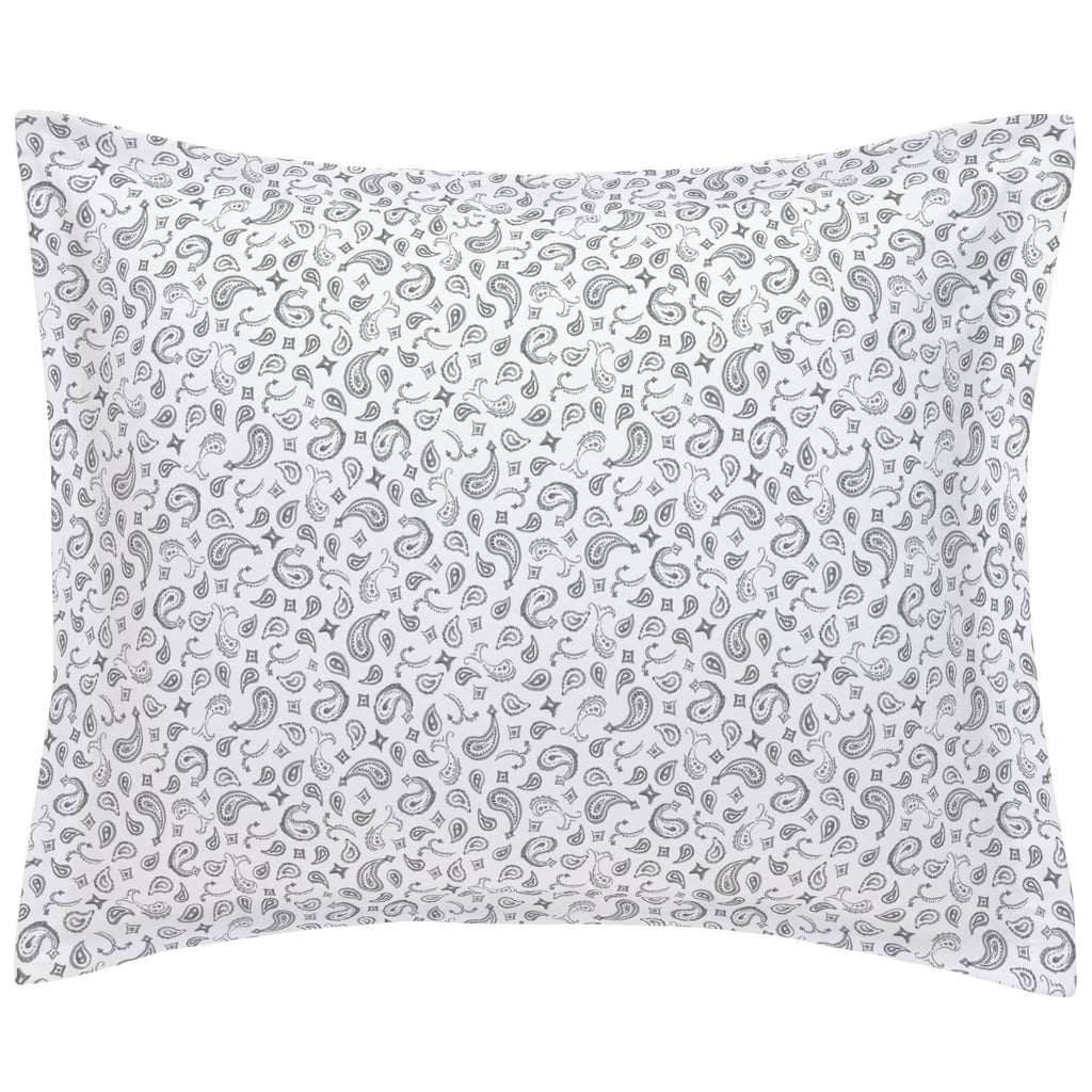Product image for Bandana Paisley Pillow Sham