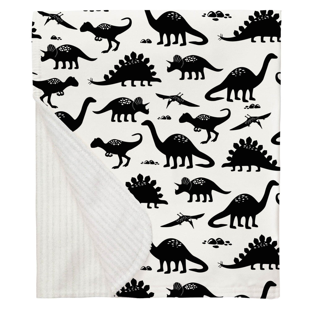 Product image for Onyx Dinosaurs Baby Blanket