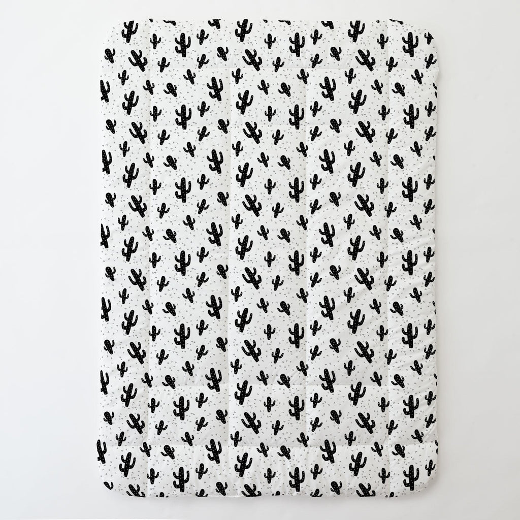 Product image for Onyx Cactus Toddler Comforter