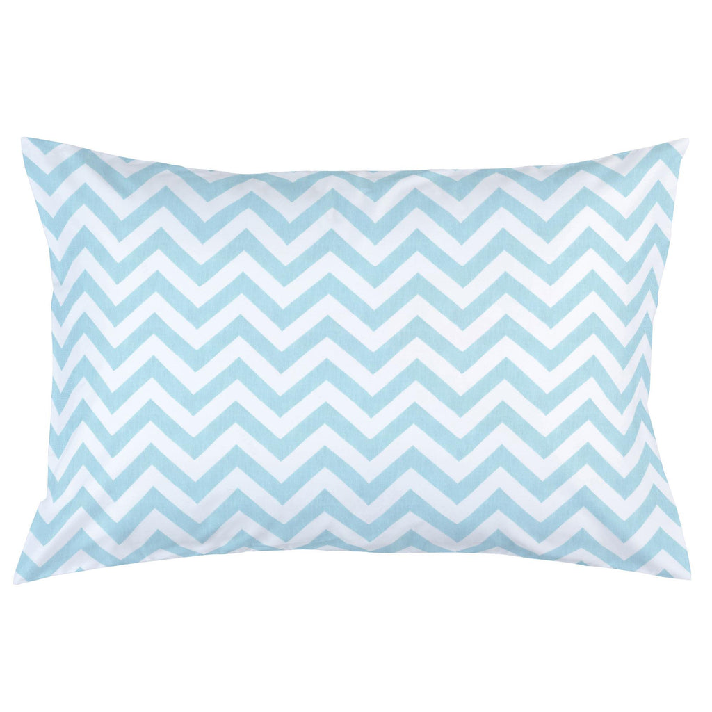 Product image for Mist Zig Zag Pillow Case