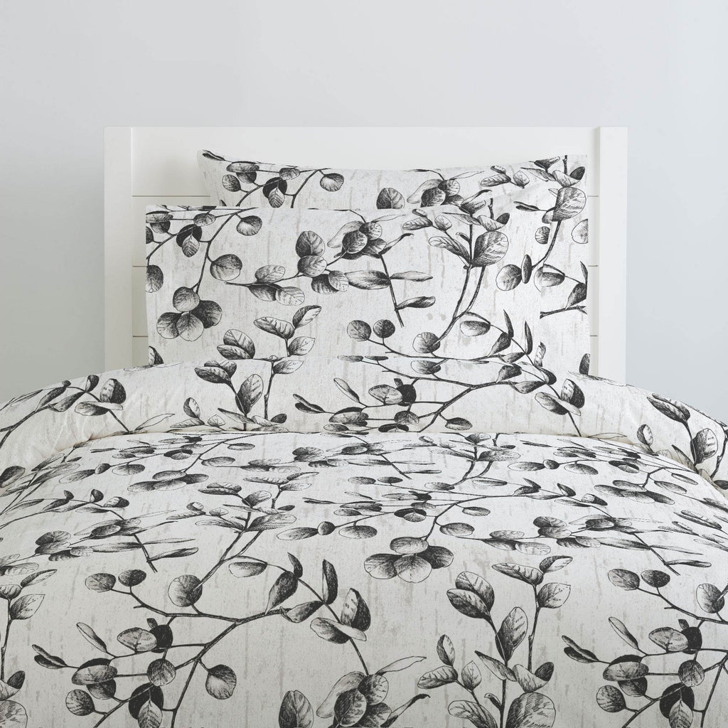 Product image for Slate Eucalyptus Duvet Cover