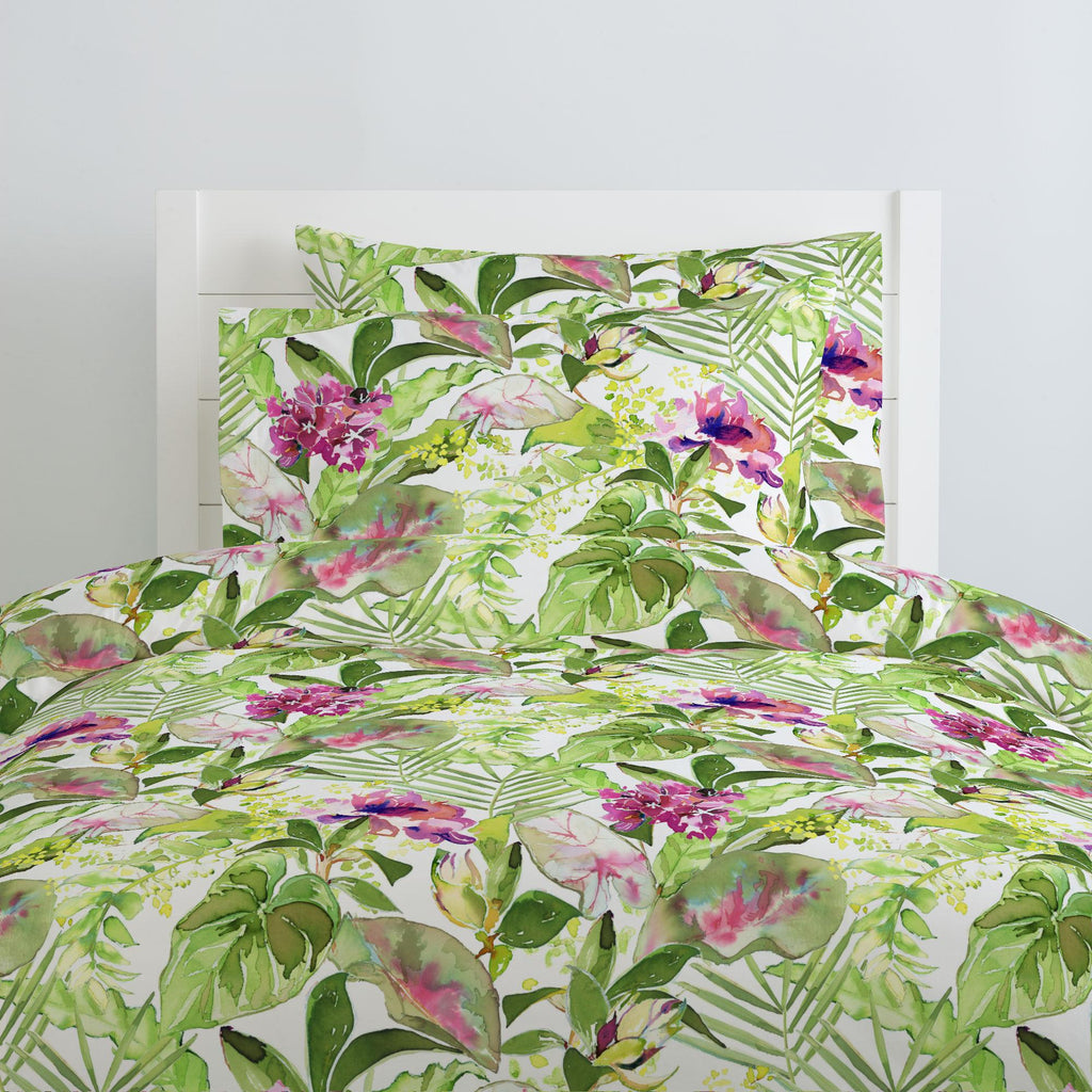 Product image for Tropical Garden Duvet Cover