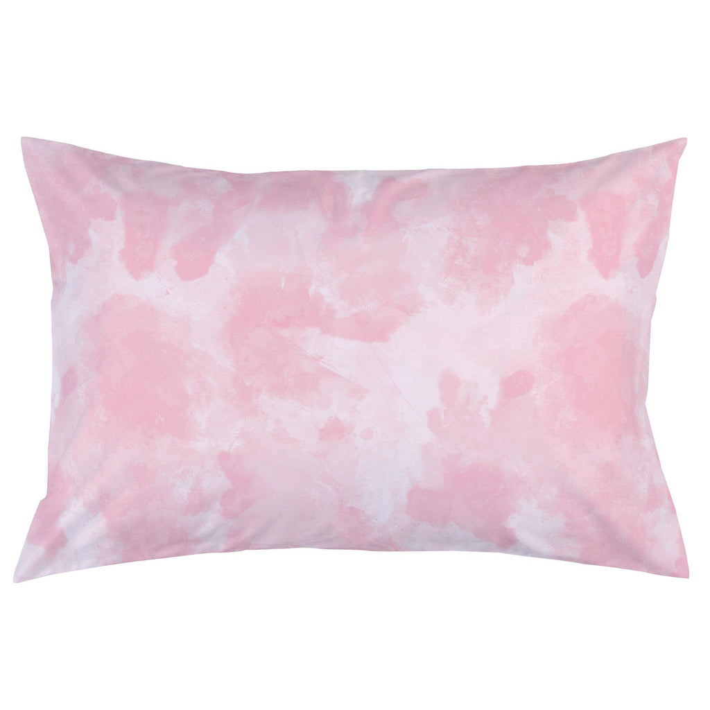 Product image for Pink Watercolor Pillow Case