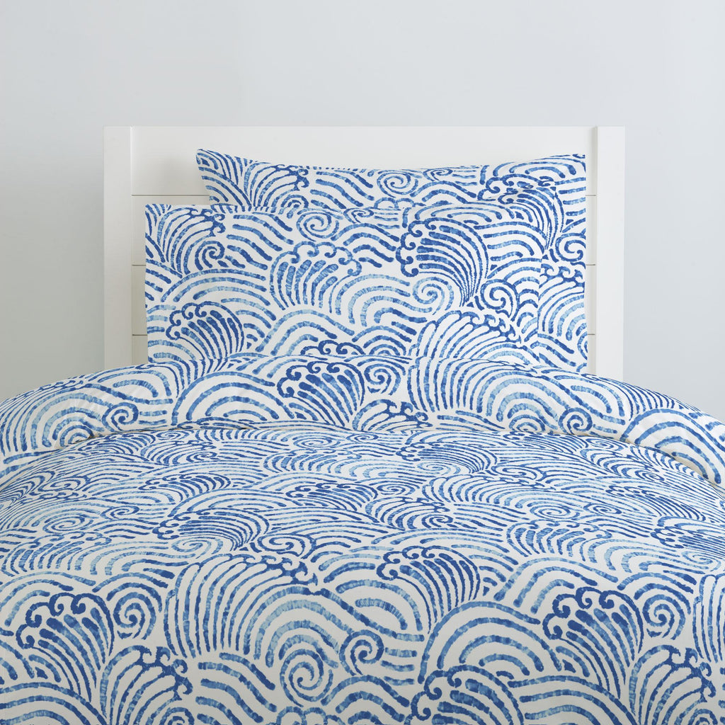 Product image for Blue Seas Duvet Cover
