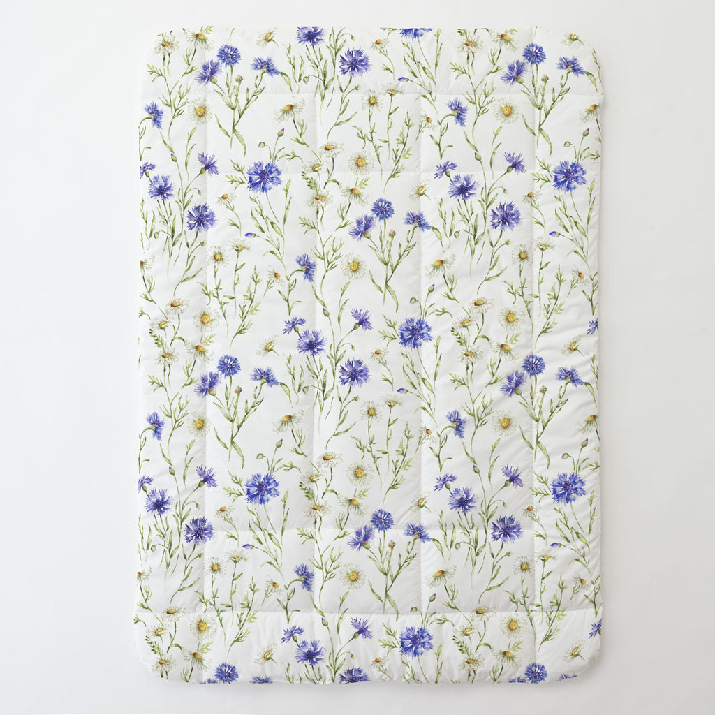 Product image for Cornflower Fields Toddler Comforter
