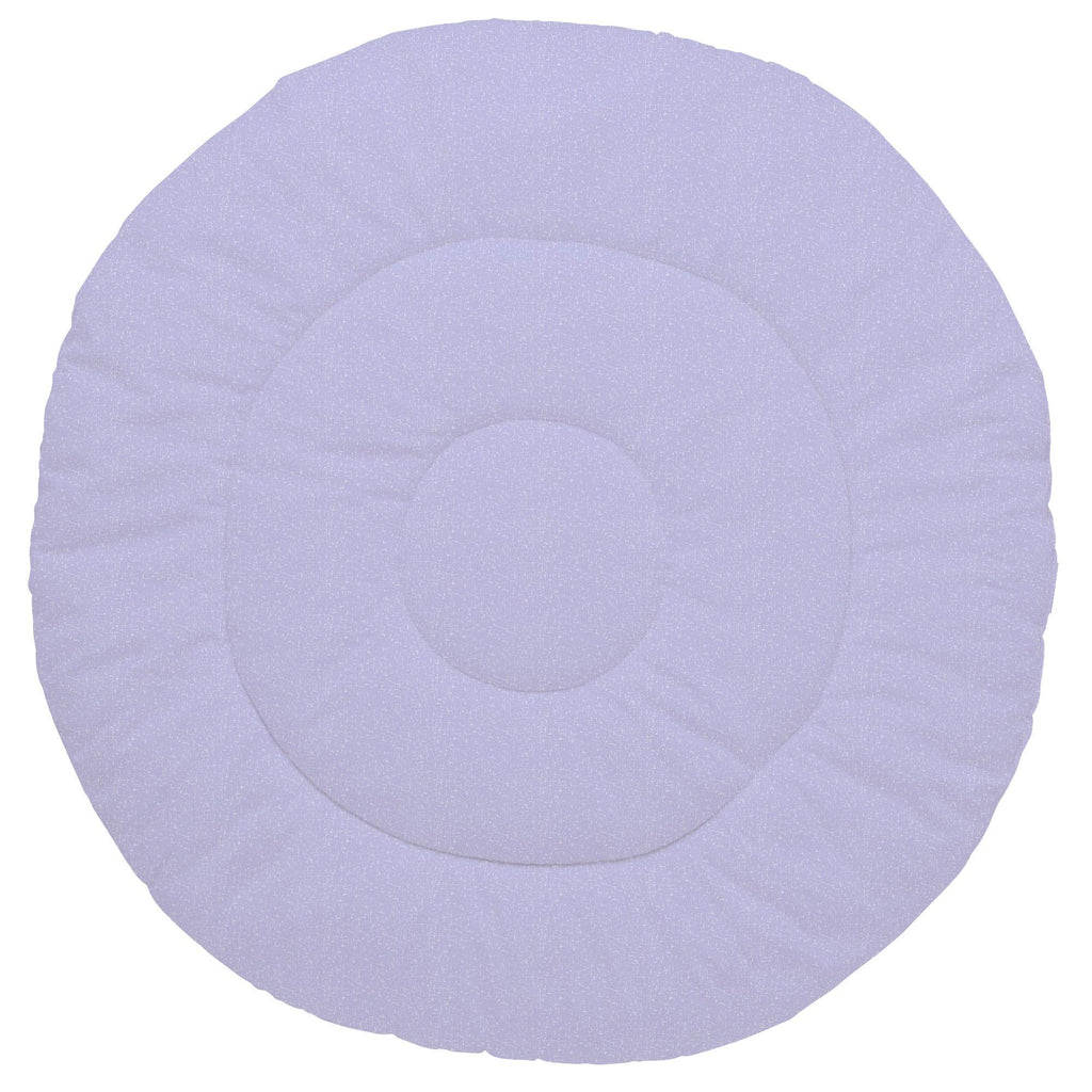 Product image for Lilac Heather Baby Play Mat