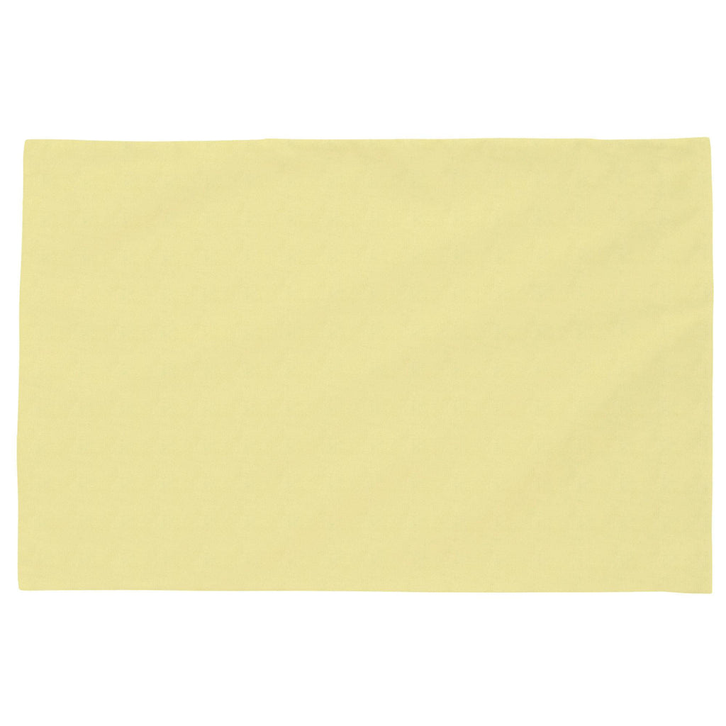 Product image for Yellow Minky Toddler Pillow Case