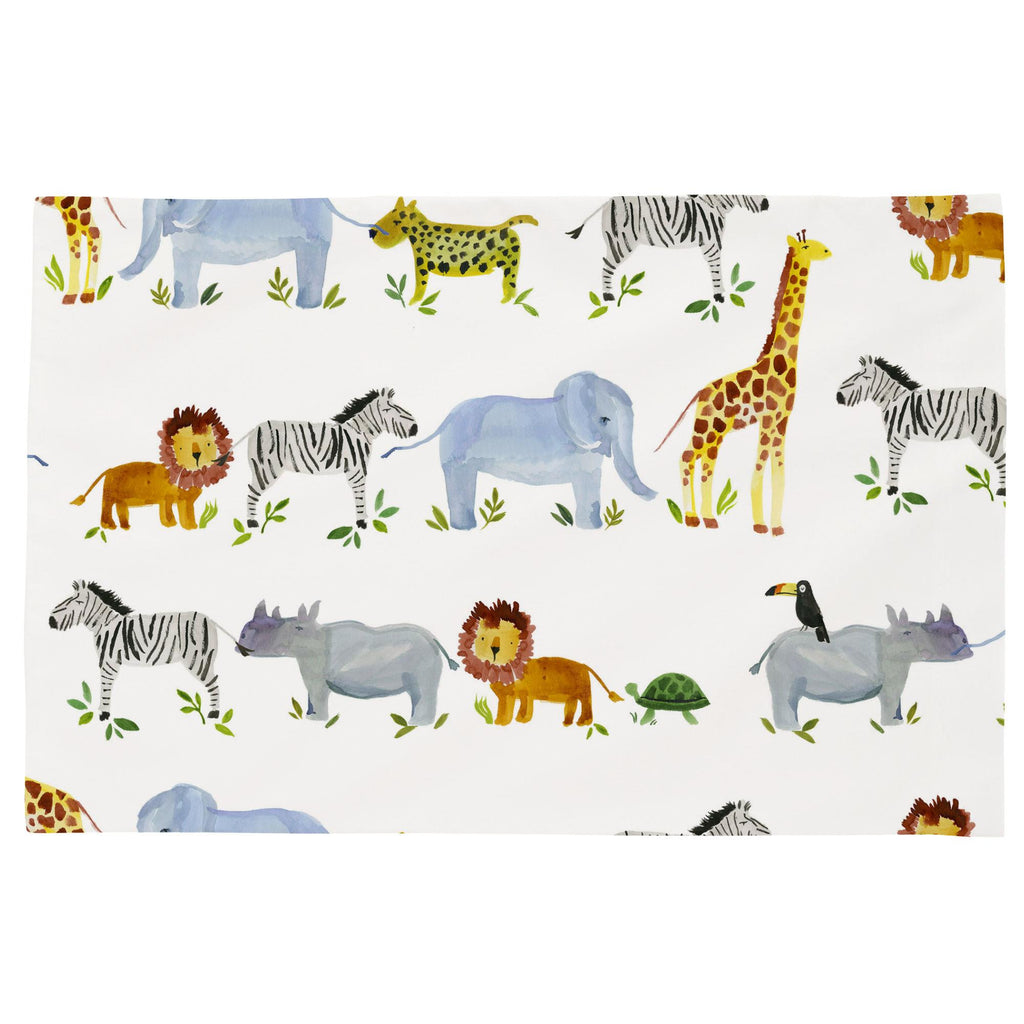 Product image for Painted Zoo Toddler Pillow Case