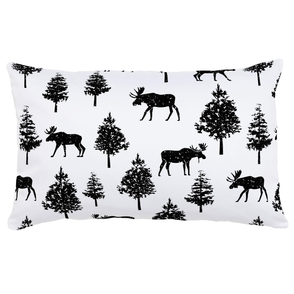 Product image for Onyx Moose Lumbar Pillow