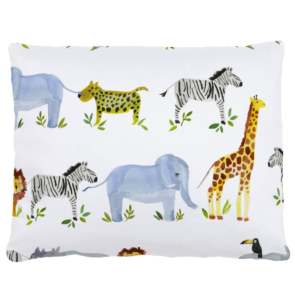 Product image for Painted Zoo Accent Pillow