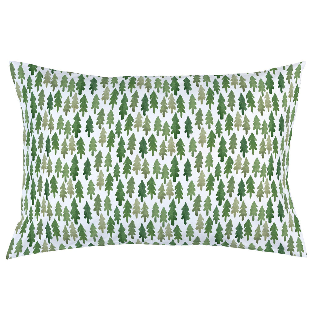 Product image for Evergreen Forest Pillow Case